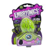 Ovo Alien com Slime Brinquedo Embryonics Zoosh 3+ 5042 DTC -