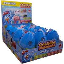 Ovo Click Surpresa Galinha Pintadinha Dtc C/12 -