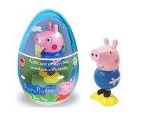 Ovo Com Boneco George 14cm Big Toy Peppa Pig Dtc 4452 Candy -