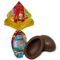 Ovo de Páscoa Chocolate ao Leite 100gr Unidade Borússia Chocolates -