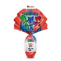 Ovo de Páscoa Ferrero Rocher Kinder Ovo PJ Masks 100g + Brinde - Ovo Maxi