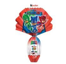 Ovo de Páscoa Kinder Maxi Pj Masks 100g -