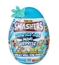 Ovo Dino Ice Age Mini Surprise Zuru Smashers - Fun 7898039607733 -