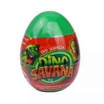 Ovo Surpresa - Dino Savana - Dtc