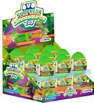Ovo Surpresa Dinossauro Toy com 18 Un - Fampar -