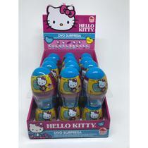 Ovo Surpresa Hello Kitty C/24 Ref.2768 Dtc -
