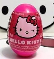 Ovo Surpresa - Hello Kitty -  Serie 3 - Dtc
