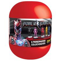 Ovo Surpresa Power Rangers - DTC -