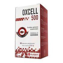 Oxcell 500mg 30 cápsulas Avert Suplemento -