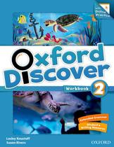 Oxford discover 2 wb with online practice - 1st ed - Oxford university