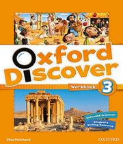 Oxford Discover 3 - Workbook