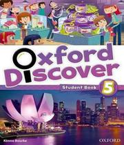 Oxford Discover 5 - Student Book