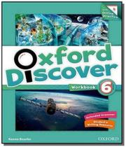 Oxford discover 6 wb with online practice -