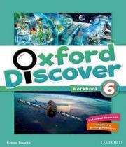 Oxford Discover 6 - Workbook