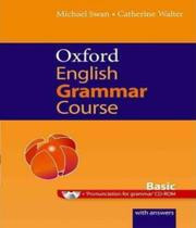 Oxford English Grammar Course - Basic - With Answers Cd-rom Pack