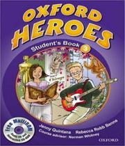 Oxford Heroes 3 - Student Book With Multi-rom