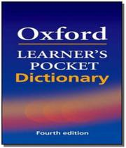 Oxford learners pocket dict 4ed