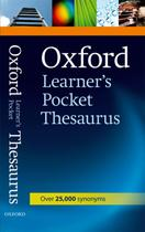 Oxford learners pocket thesaurus - Oxford university
