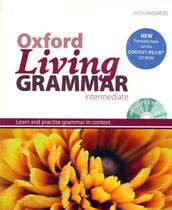 Oxford living grammar intermediate with answers and cd-rom - Oxford university