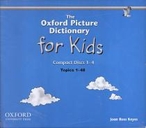 Oxford picture dictionary for kids audio-cd (5) - Oxford especial