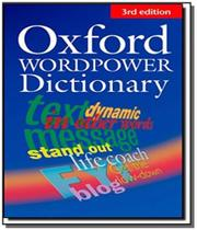 Oxford wordpower dictionary for learners of englin