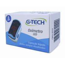 Oxímetro De Dedo Profissional Completo - G-Tech - GTECH