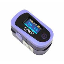 Oxímetro de Pulso Portátil G-Tech OLED Graph - Bivolt -