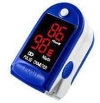 Oxímetro Digital Medidor de Saturação de Oxigênio no Sangue - RTS
