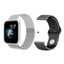 P70 relógio inteligente medição pressão arterial monitor freqüência cardíaca pulseira fitness - Wf