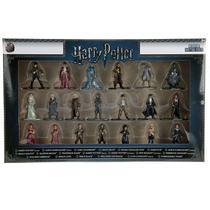 Pack 20 Personagens Harry Potter Nano Metal Figs Jada 30010 DTC 4290 -