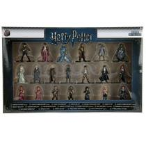 Pack 20 Personagens Harry Potter Nano Metal Figs Jada 30010 DTC 4290 -