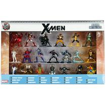 Pack 20 Personagens X-Men Marvel Nano Metal Figs Jada 30121 DTC 4282 -