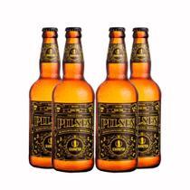 Pack 4 Cerveja Artesanal Schornstein Pilsen 500ml -