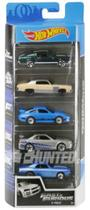 Pack 5 Carrinhos Hot Wheels Velozes e Furiosos GHP55 (14320) - Mattel