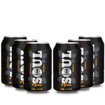 Pack 6 cervejas artesanal Schornstein Soul Lata 350ml -