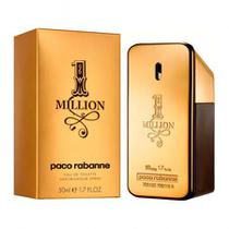 Paco Rabanne 1 Million Perfume Masculino - Eau De Toilette 50 Ml