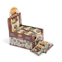 Paçoca De Castanhas com Chocolate Zero Display com 24 un. de 20g - Flormel -