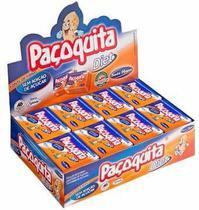 Paçoca Diet Paçoquita 22gr C/24un - Santa Helena -