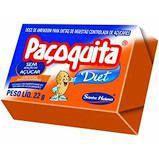 Paçoca Diet Paçoquita Display Com 24 Un. - Santa Helena - Paçoquita/Santa Helena