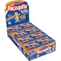 Paçoca Diet Paçoquita Display com 24 un. - Santa Helena -