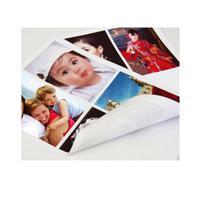 Pacote Com 200 Folhas A4 Papel Fotografico 115g Adesivo Glossy Brilhante - Bestchoice