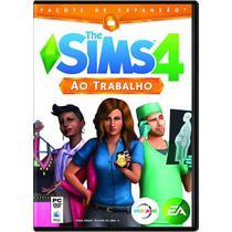 Pacote de Expansão The Sims 4: Ao Trabalho - PC - Ea