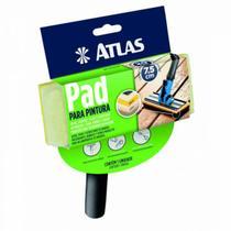 Pad Pintura Cabo Plástico Stains E Vernizes Atlas Premium -