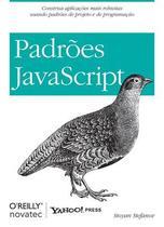 Padrões JavaScript - Novatec Editora