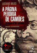 Pagina Perdida de Camoes, A - Evora