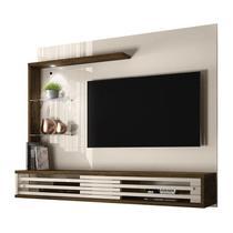 Painel Bancada Para TV 50 Polegadas Frizz Select Off White Savana Madetec -