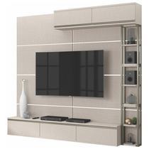 Painel Bancada Suspensa para TV até 75 Pol. Smart I Tweed - Belaflex -