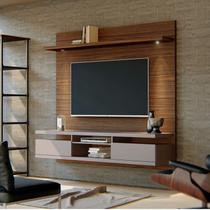 Painel Bancada Verona Com Leds Para TVs até 65 Polegadas - Casa d