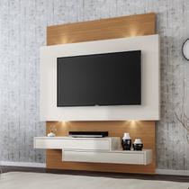 Painel com LED para TV de 60 Polegadas 2 Gavetas TB120L Dalla Costa -