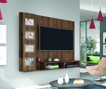 Painel com Porta Retrato para Tv até 50 polegadas Estrela Carvalho - Germai Moveis